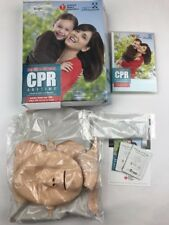 American Heart Association Family & Friends CPR Anytime Kit w/ Manikin DVD