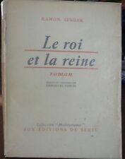 Ramon Sander, Le roi et la reine, roman traduit de l' espagnol, W FREE Shipping*