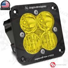 Baja Designs Squadron Pro Amber Flush Mount 4900 Lumens LED Driving 49-1013