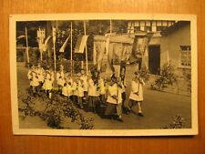 1951 Foto AK Fronleichnamsproz. Dreis Tiefenbach Netphen Siegerland Kr. Siegen
