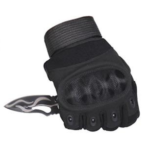 Männer Motorrad Handschuhe Touchscreen Taktische Handschuhe Voller halber Finger