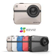 VIDEOCAMERA EZVIZ S1 ACTION CAM FULL HD WIFI BLUETOOTH 4.0 iOS FOTOCAMERA GO PRO