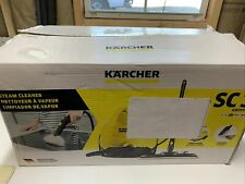 Karcher Sc 3 EasyFix Steamer New Open Box