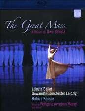 Gewandhausorchester LEIPZIG, B - W. A. Mozart: The Great Mass - NUEVO BLU-RAY