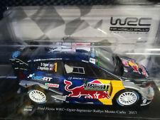 Ford Fiesta WRC Sébastien Ogier Montecarlo 2017 - HACHETTE 1:24
