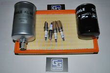 VW Golf 2 GTI 16V Inspektionspaket Luftfilter Ölfilter Benzin Zündkerzen inkl ÖL