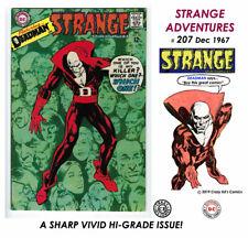 STRANGE ADVENTURES # 207 stars DEADMAN by NEAL ADAMS & Infantino! LOW A$K= CHEAP