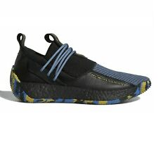 Adidas James Harden Vol. 2 LS MVP Black Gold Mens Basketball Shoes F36840