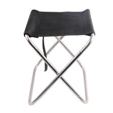 Stainless Steel Portable Folding Small Seat Sport Sideline Outdoor Camping Bench