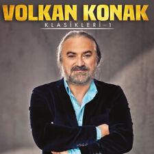 VOLKAN KONAK - KLASIKLERI 1  - CD NEU ALBEN 2017