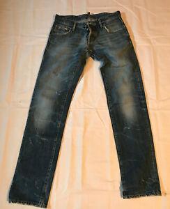 Dsquared, Herren, lange Hose, Jeans, blau, Gr. 44, *NP 350 Euro*