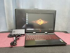 "HP OMEN GAMING LAPTOP 15-DC1020NR i7 256GB SSD 15.6"" 8GB RAM"
