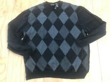 Axcess by Claiborne Mens Pullover Sweater Size XL