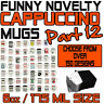 Funny Novelty Mug Cup Coffee Tea - SUPER BF12