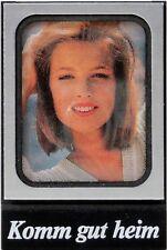 Auto Bilderrahmen KOMM GUT HEIM aus 1980 mit Halter von Richter / HR Art. 2301
