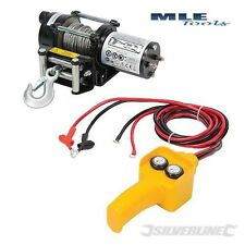 Silverline diy électrique 12V treuil 4x4 remorque land rover suzuki off road 748850