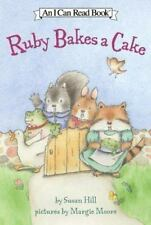 Ruby Bakes a Cake (I Can Read Book 1)-ExLibrary