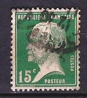 France 1923 type Pasteur Yvert n° 171 oblitéré 1er choix (2)