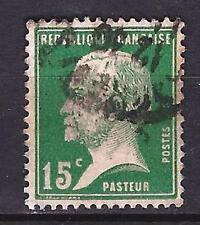 Frankreich 1923 Art Pasteur Yvert Nr. 171 entwertet 1. Auswahl (2)