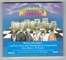 MICKEY MOONLIGHT & THE TIME AXIS MANIPULATION CORPORATION - CD NEUF NEUF NEW