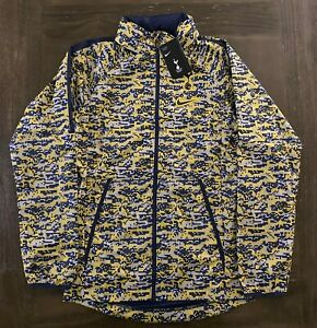 Nike Tottenham Hotspurs AWF All Weather Jacket Digital Mens Sz S NEW*CK8574-719