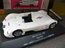 1/43 Onyx BMW V12 LMR Test Car 1999 XGT99004