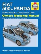Fiat Automobilia-Reparaturanleitungen Handbücher
