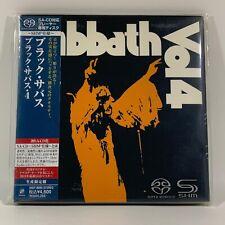 Black Sabbath - Vol 4 - SHM-SACD Japan Super Audio CD SACD