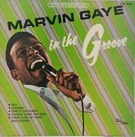 MARVIN GAYE-IN THE GROOVE-JAPAN CD Ltd/Ed B63