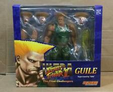 Street Fighter II Ultra The Final Challengers Guile NEW