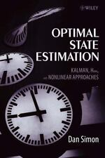 Optimal State Estimation : Kalman, H Infinity, and Nonlinear Approaches - NEW