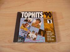 CD Tophits 1/90 1990: Beats International Black Box KLF Mr Lee Technotronic ...