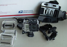 Gopro Hero 3 Black Edition Action Camera + 32 GB SD Card + LCD Back Ready to Use