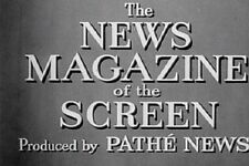PATHE NEWSREELS COLLECTION DVD VOL. 1 -  ALMOST 3 HOURS