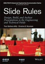 Slide Rules: Design, Build, and Archive Presentations in the Engineering and Tec