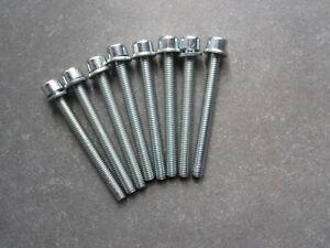 8 x Imbusschraube für Pumpengehäuse Bettar 8-14