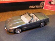 1/43 AMR Century Corvette Cabriolet graumetallic 401