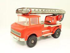 Autos & Lkw Blechspielzeug Blechspielzeug Feuerwehr-löschwagen Mit Leiter