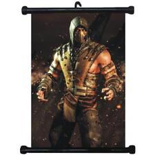 sp212365 Mortal kombat Home Décor Wall Scroll Poster 21 x 30cm