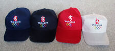 BEIJING 2008 29th Summer Olympic velcro adjustable Hat Cap  BRAND NEW