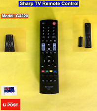Sharp LCD TV Remote Control Replacement GJ220 - Brand NEW (C18)