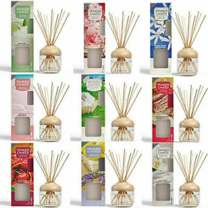 Brand New Yankee Candle Reed Diffuser Home Office Fragrances Brand New 120ml