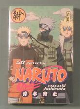 Naruto 50 Collector Kishimoto Kana 2010 EO Manga