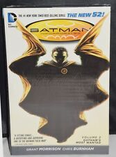Batman Incorporated Hardcover HC DC Comics New 52 New Sealed