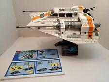 Lego Star Wars 10129 UCS Ultimate Rebel Snowspeeder w/ Manual Reprint READ