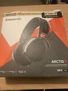 Steelseries Arctis 7 Wireless Gaming Headset Used