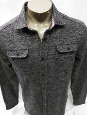 b5a2bb848833c Ted Baker men s wool blend long sleeve shirt.
