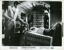 SEXY SOPHIA LOREN  JOHN GAVIN A BREATH OF SCANDAL 1960 VINTAGE PHOTO ORIGINAL #1
