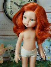 Paola Reina doll. Cristi with ginger hair, 32 sm