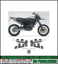 kit adesivi stickers compatibili  sm 610 s 2008